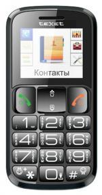teXet Сотовый телефон TM-B116