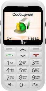 Мобильный телефон Fly Ezzy 4 серый
