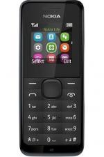Nokia 105 Dual SIM черный
